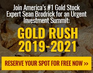 Gold Rush 2019-2021