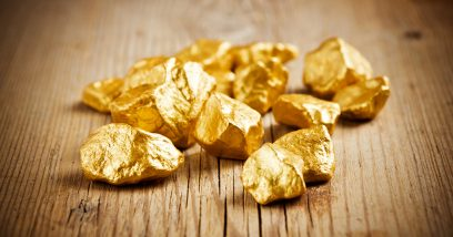 The Great Gold Rush of 2020